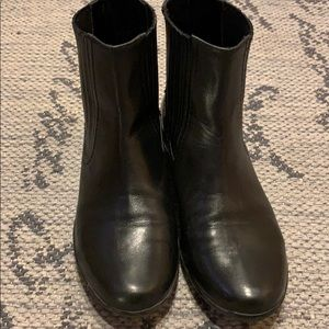 EUC, Johnston and Murphy Booties, Size 7M